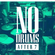 no drums after 7pm